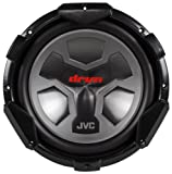 51Y%2B3M2GF6L. SL160  Lowest Price Brand New JVC DRVN CS GD1200 12 1400 Watt Peak Power and 400 Watt RMS Power Car Audio Subwoofer With Dual Input Voice Coil