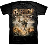 Kreator - Mens Phantom Antichrist T-Shirt In Black