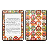 DecalGirl Skin - Owls Family  [will only fit Kindle Paperwhite (5th and 6th Generation)]