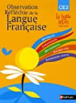 Observation reflechie de la langue fr...