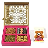 Visually Delightful Gift Box With Sorry Card - Chocholik Chocolate Premium Gifts