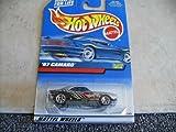 Hot Wheels 67 Camaro #1014 1998 5spoke By Hot Wheels