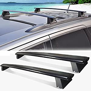 auxmart 2pcs roof rack cross bars for jeep grand cherokee 2011 2016 does not fit. Black Bedroom Furniture Sets. Home Design Ideas