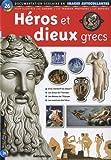 Héros et Dieux Grecs : Documentation scolaire en images autocollantes - Dès 7 ans