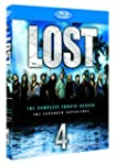 Lost - Season 4 [Reino Unido] [Blu-ray]