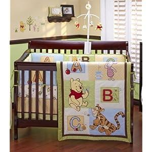 Winnie the Pooh Baby Bedding, Seekyt