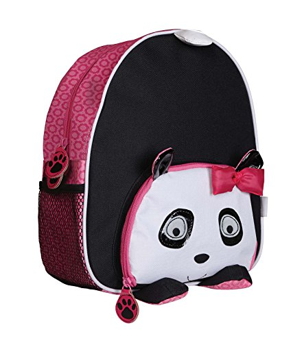 C.R. Gibson Toddler Backpack, Panda - 1
