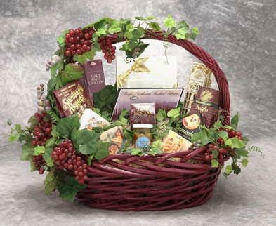 Gourmet Gala Gift Box - Large (Pictured)