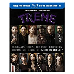 Treme: The Complete Third Season [Blu-ray]