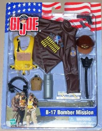 Gi Joe B-17 Bomber Mission Pack
