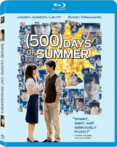 Cover art for  (500) Days of Summer [Blu-ray]