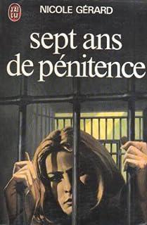 Sept ans de pénitence
