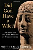 img - for Did God Have a Wife?: Archaeology and Folk Religion in Ancient Israel book / textbook / text book