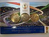 【2002FIFAワールドカップ】記念500円硬貨3点セット