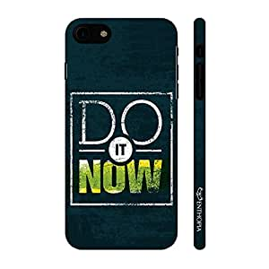 Enthopia Designer Hardshell Case Do It Now Back Cover for Apple iPhone 7