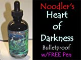 Noodler's Heart of Darkness Black Fountain Pen Ink