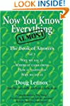 Now You Know Almost Everything: The B...