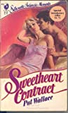 img - for Sweetheart Contract (Silhouette Intimate Moments) book / textbook / text book