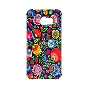 BLUEDIO Designer Printed Back case cover for Samsung Galaxy S6 Edge - G7486