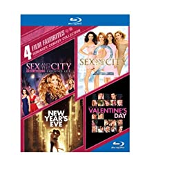 4 Film Favorites: Romantic Comedy [Blu-ray]