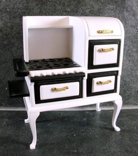 Puppen Haus Miniatur Küche Möbel 1920er Ofen