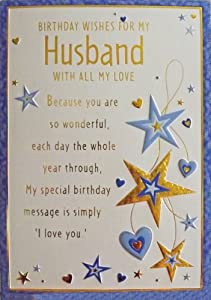 Sms with Wallpapers: Birthday wishes to husband  |Birthday Greetings For Husband Love