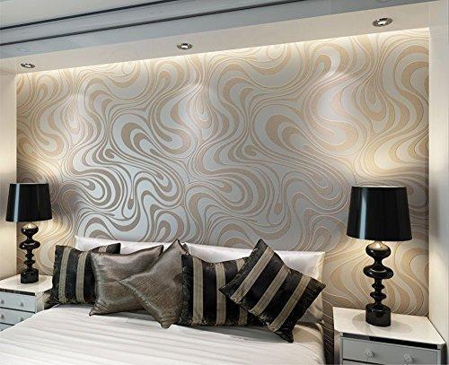 hanmero moderne minimaliste abstrait courbes paillettes. Black Bedroom Furniture Sets. Home Design Ideas
