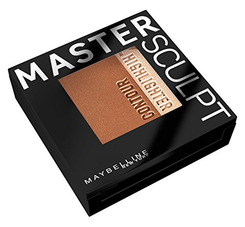 Maybelline New York Master Sculpt Terra Contouring 2in1 Medium Dark