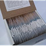 Joe Knows Electronics 1/4W 86 Value 860 Piece Resistor Kit