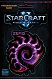 STARCRAFT I I WINGS OF LIBERTY - Sticker Zerg