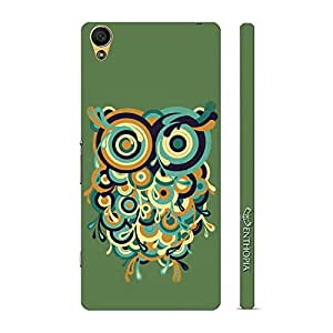 Enthopia Designer Hardshell Case Trip Advisor Repeat Back Cover for Sony Xperia C6