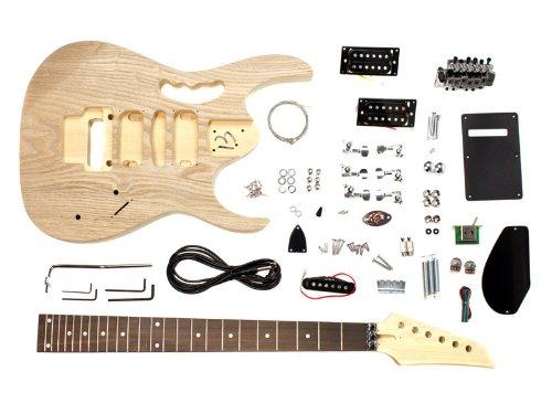 stellah teg 145 kit guitare lectrique heavy metal monter soi m me packs guitare lectrique. Black Bedroom Furniture Sets. Home Design Ideas