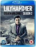 Lilyhammer (Season 2) - 2-Disc Set ( Lilyhammer - Season Two ) [ NON-USA FORMAT, Blu-Ray, Reg.B Import - United Kingdom ]