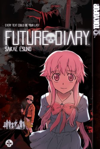 Future Diary, Vol. 1 image