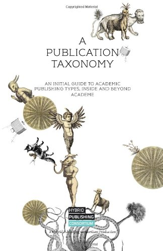 A Publication Taxonomy-An Initial Guide to Academic Publishing Types, Inside and Beyond Academe