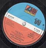 "Bull 7 Inch (7"" Vinyl 45) UK Atlantic 1977"