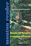 img - for Metaphor and Metonymy in Comparison and Contrast (Mouton Reader) book / textbook / text book