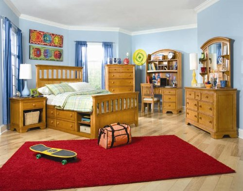 Cheap 799 Sundance Panel Bedroom Set by Legacy Classic Kids (B001F11U48)