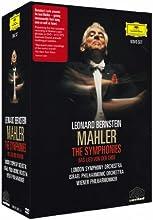 Mahler - Sinfonie Complete - Bernstein (9 Dvd)