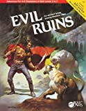 Evil Ruins (Advanced Dungeons and Dragons)