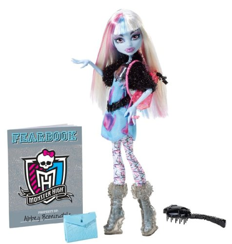 Monster High Picture Day Abbey Bominable Doll (Picture Day Monster High Dolls compare prices)