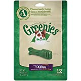 Greenies 10055816 Xtra Value Pack, Large 12 Count