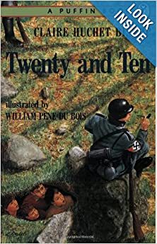 Thorough book review of Twenty and Ten by Claire Huchet Bishop. Inspiring book and a great read-aloud!
