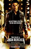 Jack Reacher (DVD + BD) [Blu-ray]
