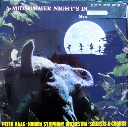 Mendelssohn: A Midsummer Night'S Dream--Maag/London Symphony Orch/Vyvyan/Lowe