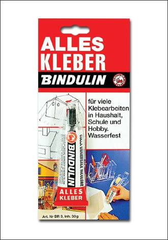 Bindulin colla 30 G Tube