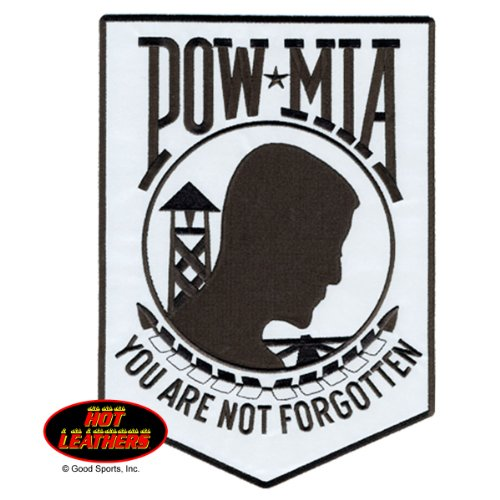 hot-leathers-pow-mia-high-thread-embroidered-iron-on-saw-on-rayon-reflective-patch-3-x-4