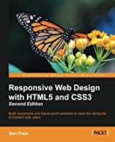 Responsive Web Design with HTML5 and CSS3, 2nd Edition Front Cover