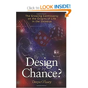 By Design or By Chance? The Growing Controversy on the Origins of Life in the Universe