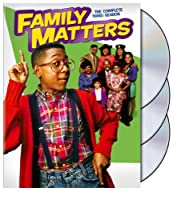 Family Matters The Complete Third Season by Warner Home Video